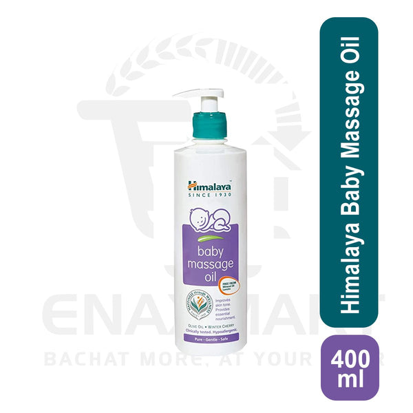 Himalaya Baby Massage Oil 100 ml