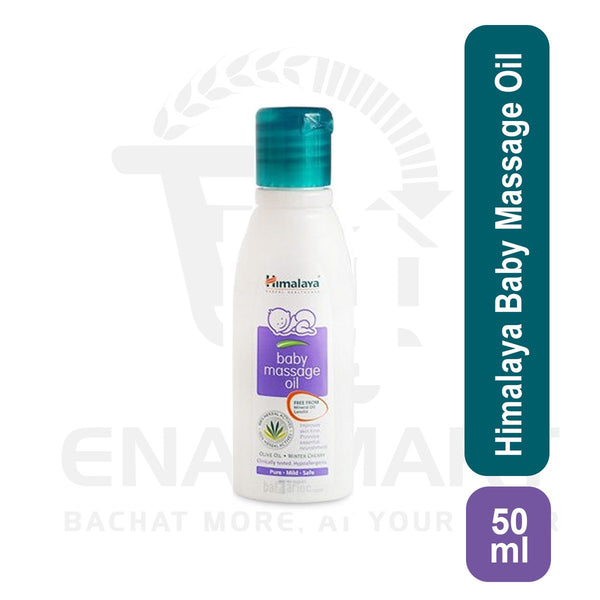 Himalaya Baby Massage Oil  50 ml