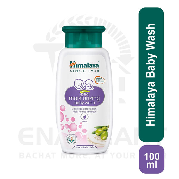 Himalaya Baby Wash 100 ml