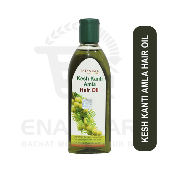 Patanjali Kesh Kanti Amla Hair Oil 100 ml