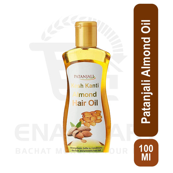 Patanjali Almond Oil 100 ml