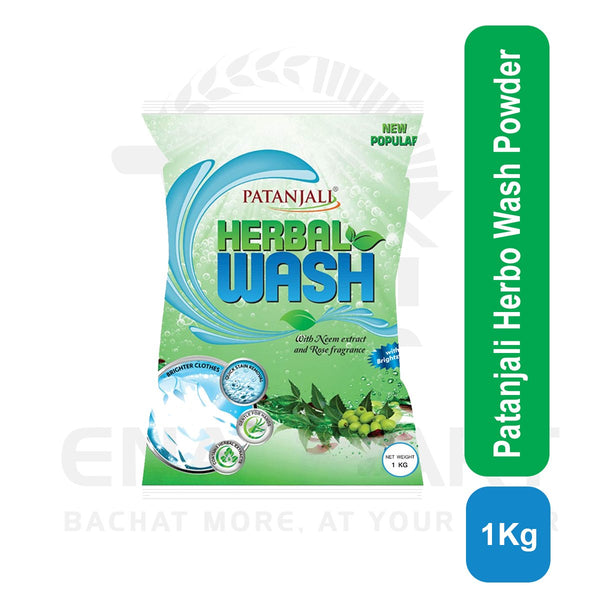 Patanjali Herbal Wash Powder 1 Kg