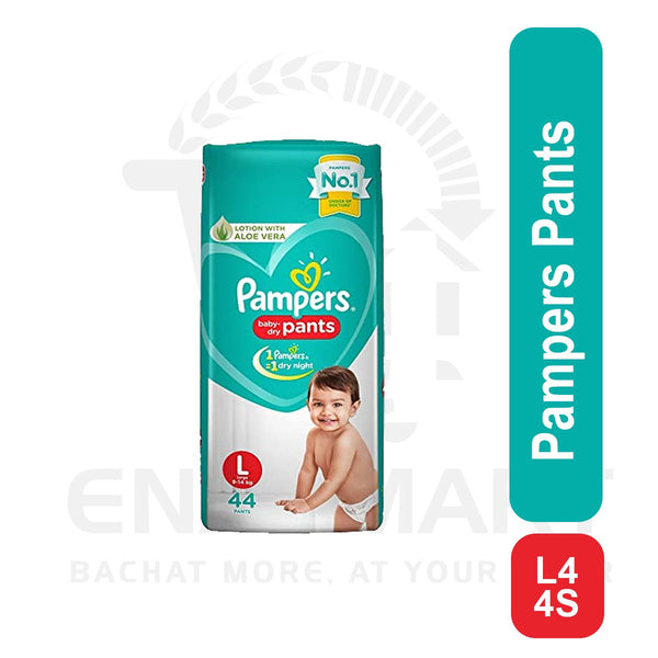 Pampers Pants L 44S