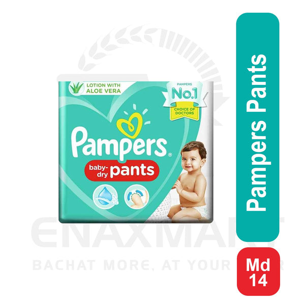 Pampers Pants Md 14