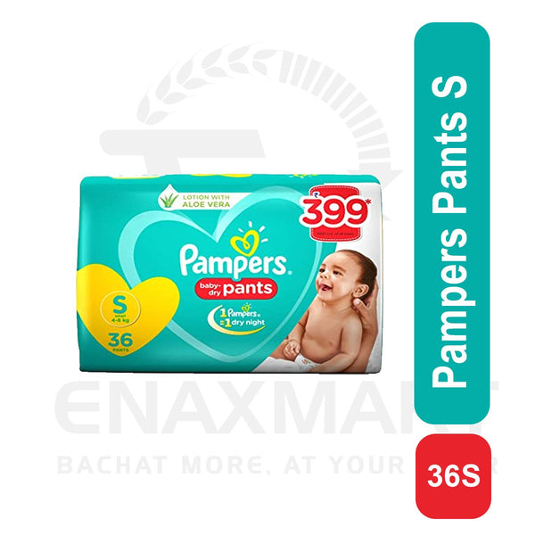 Pampers Pants S 36S