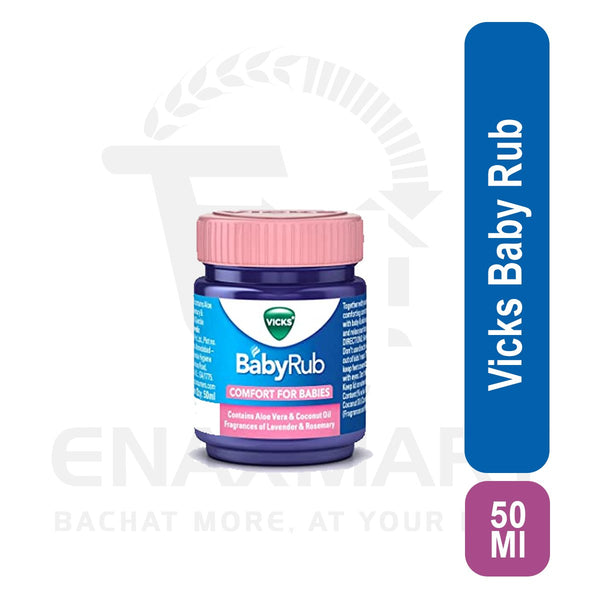Vicks Baby Rub 50 ml