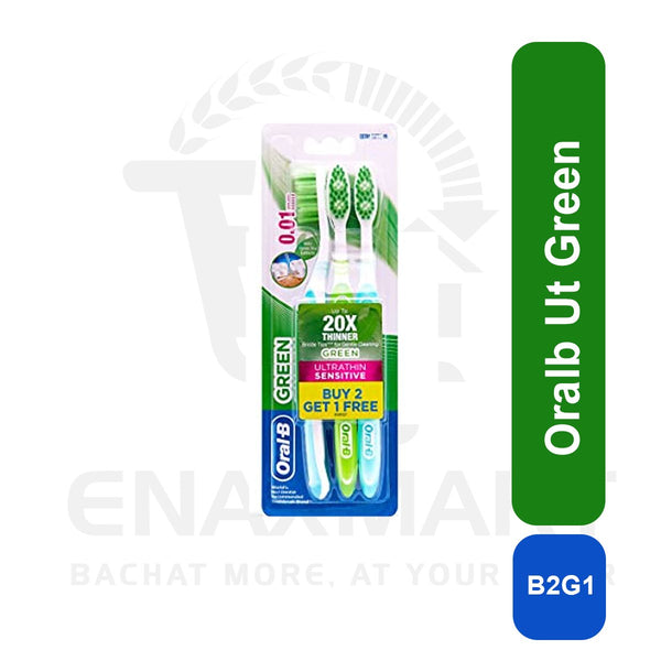 Oral B Ultra Green B2G1