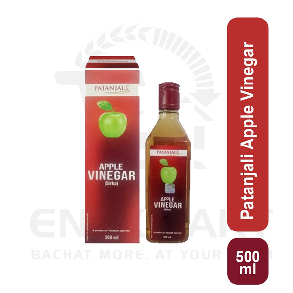 Patanjali Apple Vinegar 500ml