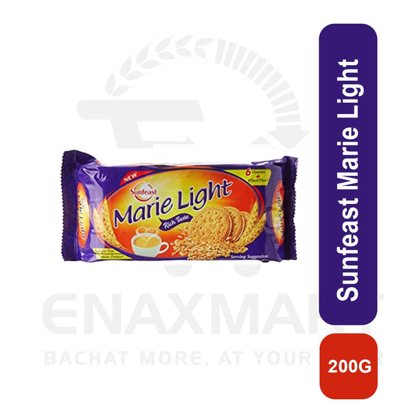 Sunfeast Marie Light 200G