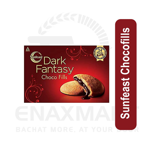 Sunfeast Chocofills dark fantasy 20g*6u