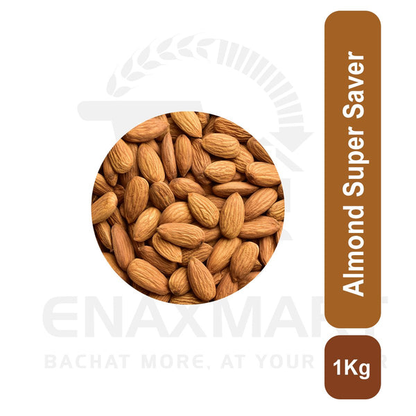 Almond Super Saver 1Kg