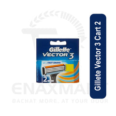 Gillete Vector 3 Cart 2
