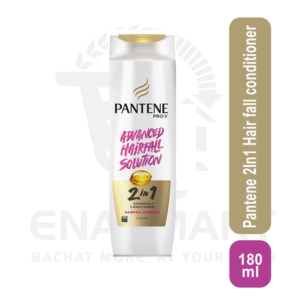 Pantene 2In1 Hair fall conditioner 180 Ml