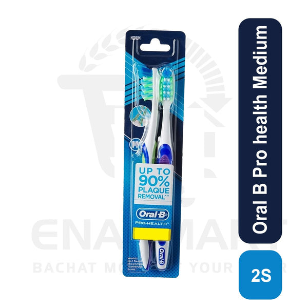 Oral B Pro health Medium 2 S