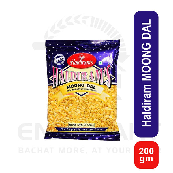 Haldiram MOONG DAL 200 GM