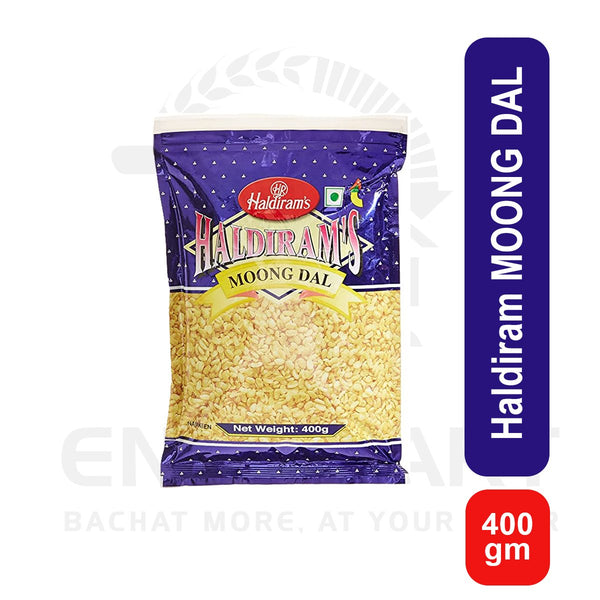 Haldiram MOONG DAL 400 GM