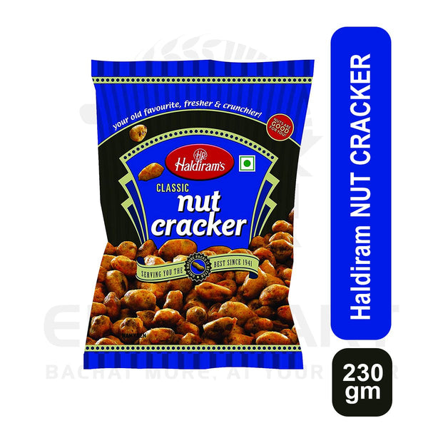 Haldiram NUT CRACKER 230 GM