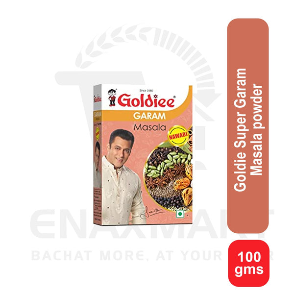 Goldie Super Garam Masala powder 100 gms