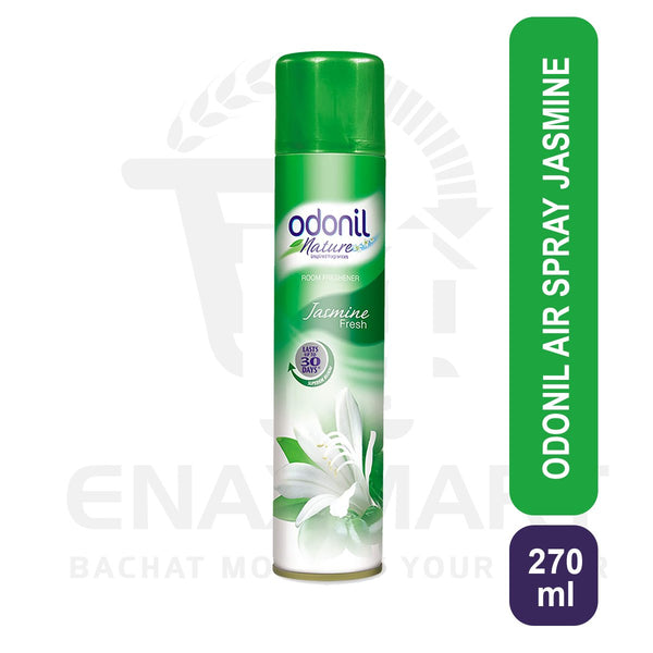 ODONIL AIR SPRAY 270ml JASMINE