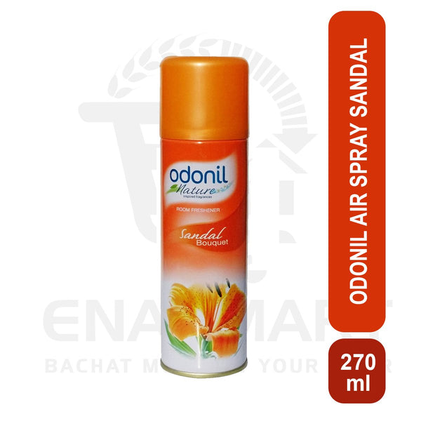 ODONIL AIR SPRAY 270ml SANDAL