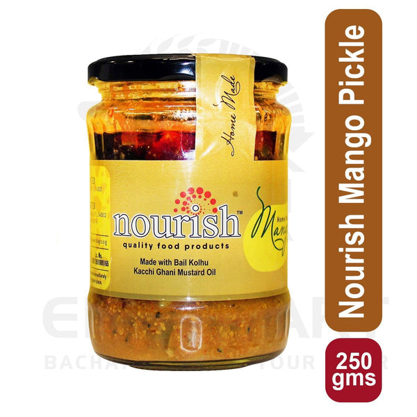Nourish Mango Pickle 250 gms