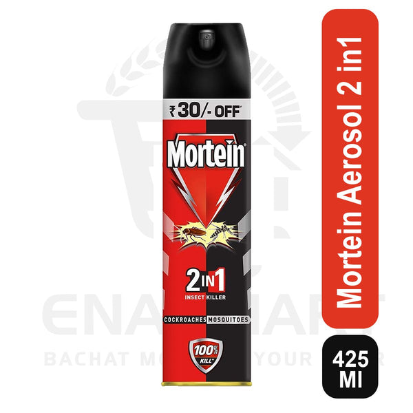 Mortein Aerosol 2 in1 425 Ml