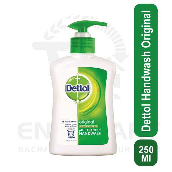 Dettol Handwash Original 250 Ml