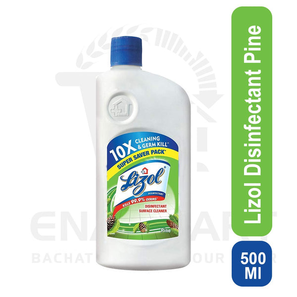 Lizol Disinfectant Pine 500 Ml