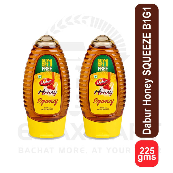 Dabur Honey Sqeeze  225 gms B1G1