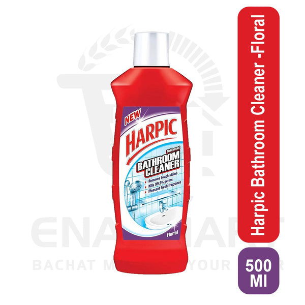Harpic Bathroom Cleaner -Floral 500 Ml