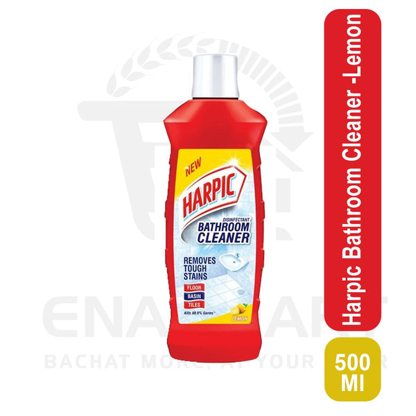 Harpic Bathroom Cleaner -Lemon500 Ml
