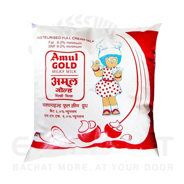 Amul Gold Full Cream Mil 0.5 Litre