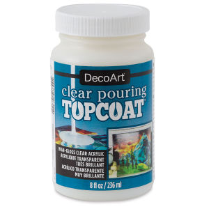 DecoArt Pouring Topcoat 236ml