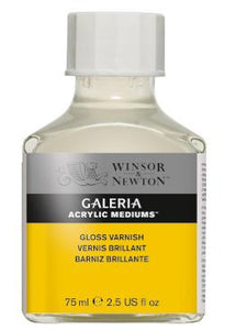 Winsor and Newton  Galeria Gloss Varnish 75ml