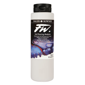 Fw Ink Pouring Medium 750ml