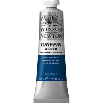 Winsor and Newton Griffin Alkyd Oil Colour 37ml