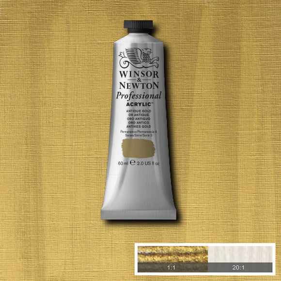 Winsor and Newton Professional Acrylic 60ml