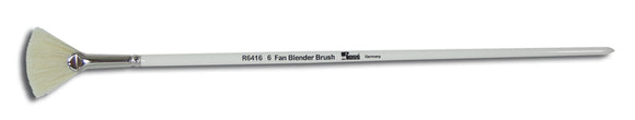 Bob Ross #3 Fan Blender Brush