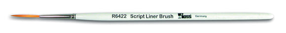 Bob Ross #2 Script Liner Brush