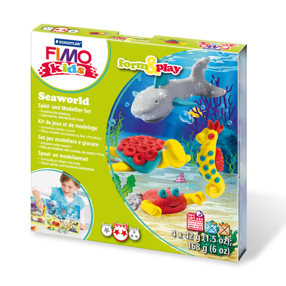 Fimo Form & Play Seaworld
