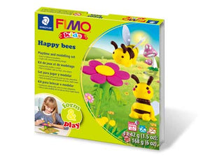 Fimo Form & Play Happy Bees