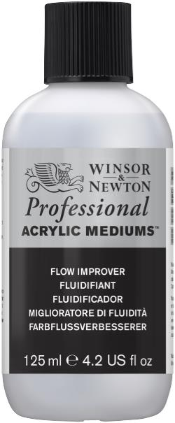 Winsor and Newton Artist Acrylic Flow Improver 125ml