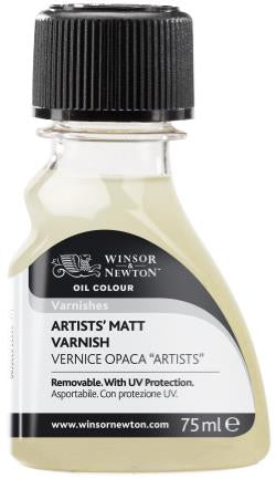 Winsor and Newton Matt Varnish 75ml