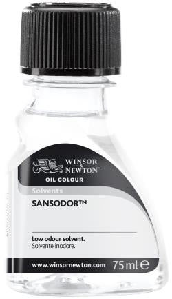 Winsor and Newton Sansodor 75ml