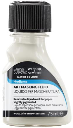 Winsor and Newton Art Masking Fluid 75ml
