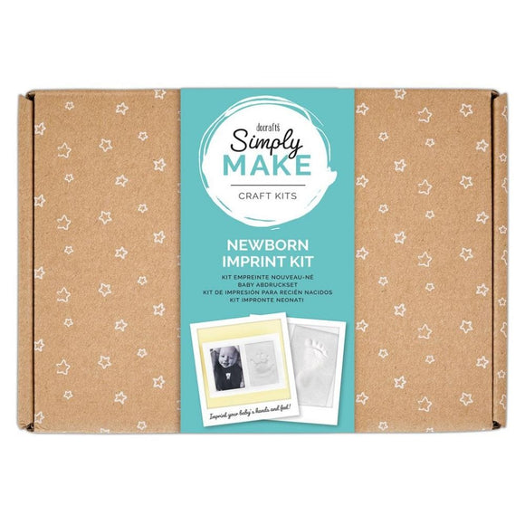 Docrafts simply Make Newborn Imprint Kit