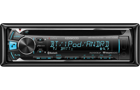 Kenwood Excelon KDC-X399