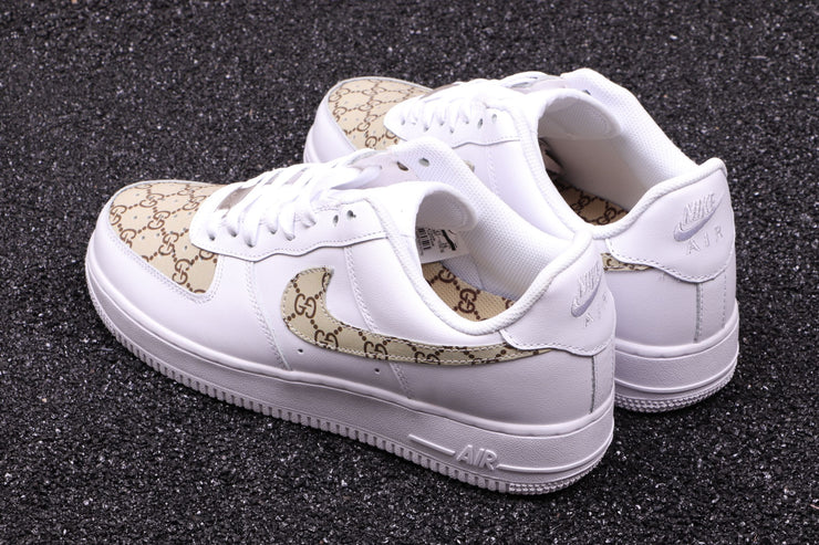 Gucci Air Force 1's Sneakers