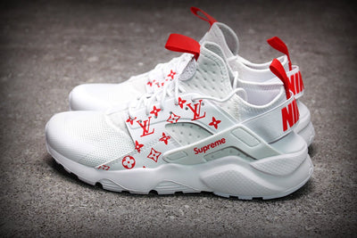 Supreme Nike Huarache Shoes