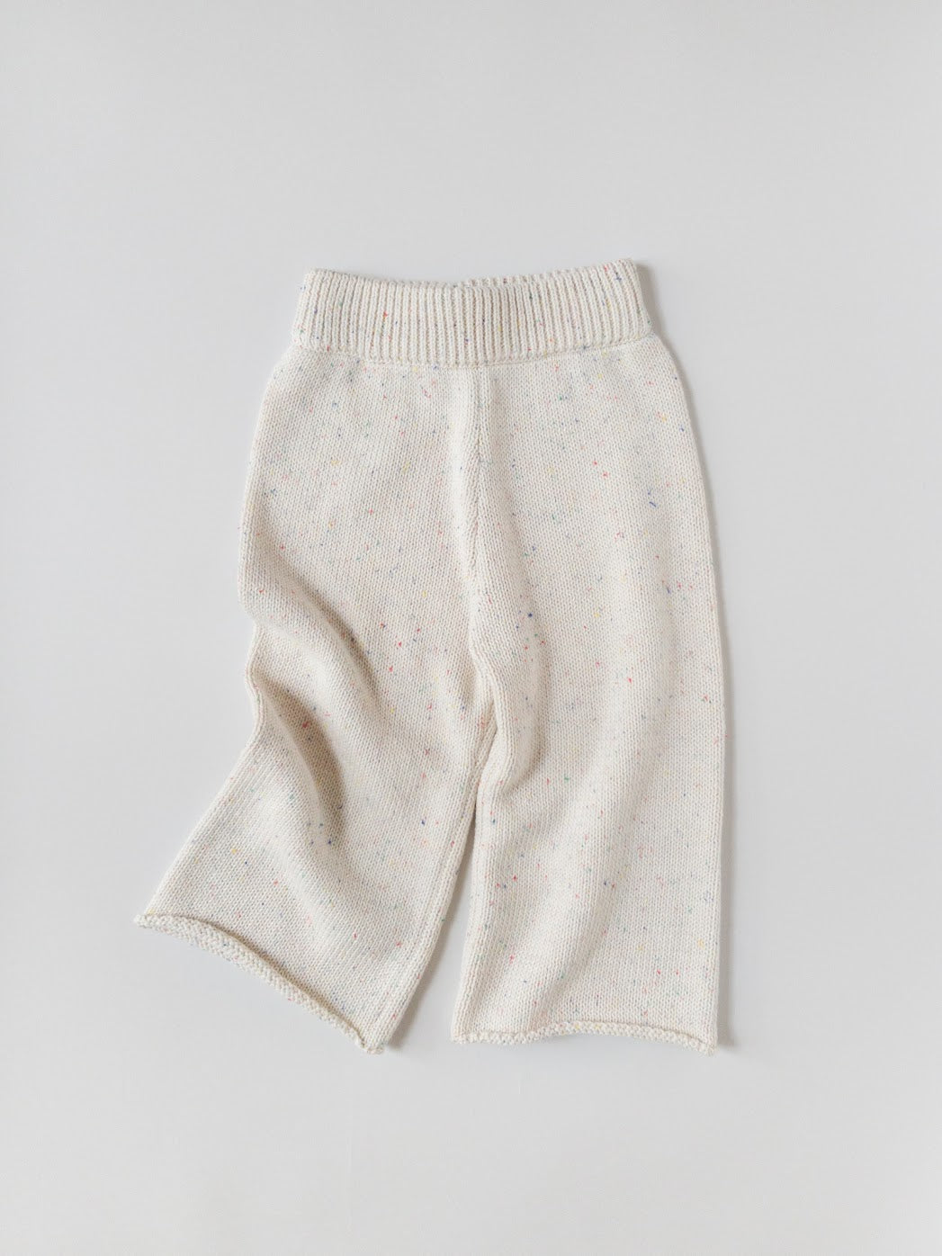 Kids of April Rainbow Speckle Trousers